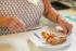 """Aprikosenkuchen - eines von vielen Desserts in der Cafeterie """"Wälle"""""""